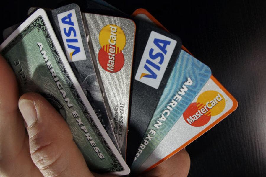 Charge Card Companies