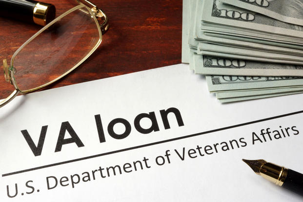 Veterans administration Loan