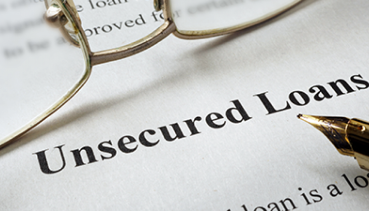 unsecured business loan can get rejected