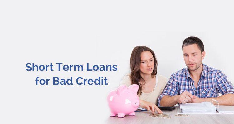 Short Term Loans Bad Credit No Guarantor